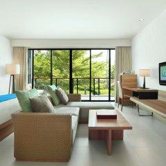 Отель Holiday Inn Resort Phuket Mai Khao Beach 4* Полулюкс разные типы кроватей фото 2