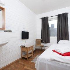 Отель Stavanger Bed & Breakfast Номер с различными типами кроватей (общая ванная комната)