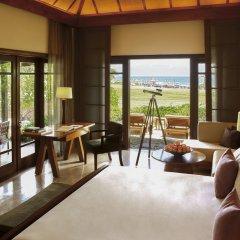 Отель Shanti Maurice Resort & Spa комната для гостей фото 3