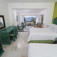 Отель Barcelo Ixtapa Beach - Все включено 3* Стандартный номер с различными типами кроватей