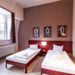 Отель Plus Berlin Стандартный номер с различными типами кроватей фото 5