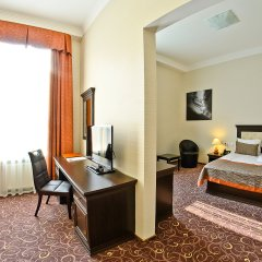 Гостиница Alfavito Kyiv 4* Номер Делюкс с различными типами кроватей