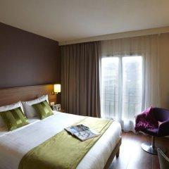Отель Citadines Les Halles Paris комната для гостей