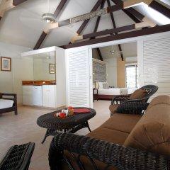 Отель Musket Cove Island Resort & Marina 4* Стандартный номер с различными типами кроватей