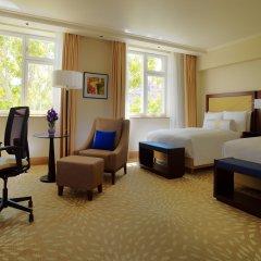 Marriott Armenia Hotel Yerevan 4* Улучшенный номер фото 2