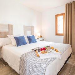 Отель Ona Surfing Playa Апартаменты с различными типами кроватей