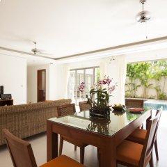 Отель The Residence Resort & Spa Retreat 4* Вилла с различными типами кроватей фото 3