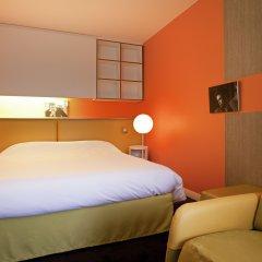 Отель Apparthotel Mercure Paris Boulogne 3* Улучшенные апартаменты с различными типами кроватей