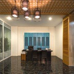 M.U.DEN Patong Phuket Hotel ресепшен