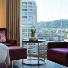 Renaissance Zurich Tower Hotel 5* Представительский номер с различными типами кроватей