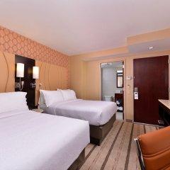 Отель Holiday Inn New York City - Times Square 3* Стандартный номер с различными типами кроватей фото 8