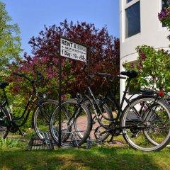 Enjoy Hotel Berlin City Messe езда на велосипеде