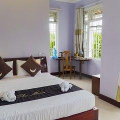 Отель The Moon Villa Hoi An 2* Номер Делюкс с различными типами кроватей