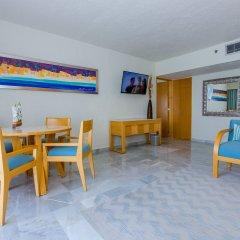 Отель Park Royal Cancun - Все включено Мексика, Канкун - отзывы, цены и фото номеров - забронировать отель Park Royal Cancun - Все включено онлайн гостиная