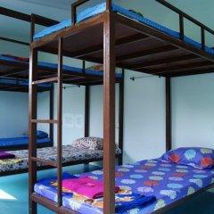 Eden Hostel Кровать в общем номере