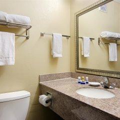 Отель Best Western Gastonia 2* Стандартный номер с 2 отдельными кроватями фото 2