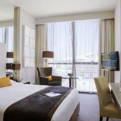 Отель Centro Barsha by Rotana Стандартный номер с различными типами кроватей фото 2