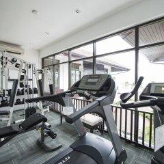 Отель The Sea Koh Samui Boutique Resort & Residences Самуи гимнастика фото 2