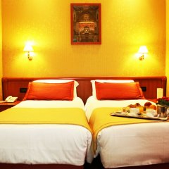 Отель Impero 3* Стандартный номер с различными типами кроватей фото 3