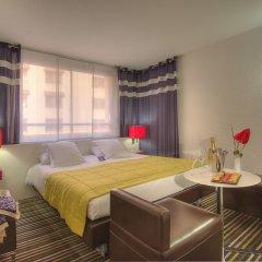 Отель Mercure Nice Promenade Des Anglais 4* Улучшенный номер с различными типами кроватей фото 9