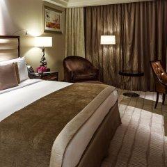 Гостиница Интерконтиненталь Москва комната для гостей фото 8
