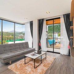 Отель Grand Kata VIP - Kata Beach 4* Номер Делюкс разные типы кроватей