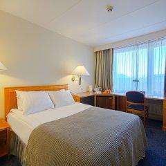 Radisson Blu Daugava Hotel 4* Стандартный номер с различными типами кроватей