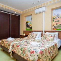 Вертолетная площадка отель 3* Номер категории Эконом с двуспальной кроватью