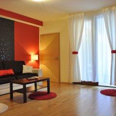 Апартаменты Senator Apartments Budapest Улучшенные апартаменты с 2 отдельными кроватями