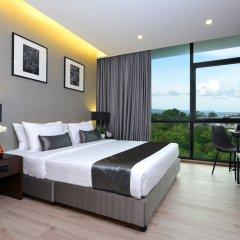 Отель At Mind Serviced Residence Pattaya 4* Номер категории Премиум с различными типами кроватей