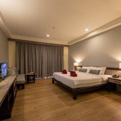 Отель Krabi La Playa Resort 4* Улучшенный номер с различными типами кроватей