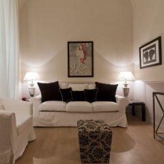 Отель Palazzo Branchi Улучшенный люкс с различными типами кроватей