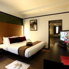 Ambassador Bangkok Hotel 4* Стандартный номер фото 2