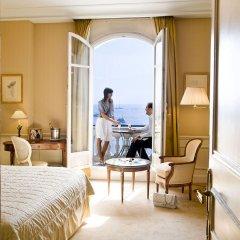 Отель InterContinental Carlton Cannes 5* Номер Делюкс с различными типами кроватей фото 5