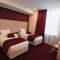 Гостиница Ла Джоконда Улучшенный номер с двуспальной кроватью