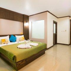 Hawaii Patong Hotel 3* Номер Делюкс с различными типами кроватей фото 2