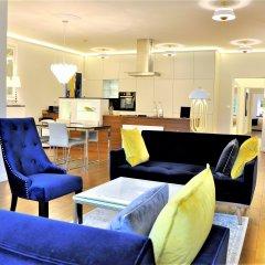 Апартаменты Luxury Apartments MONDRIAN Market Square Люкс повышенной комфортности с различными типами кроватей фото 4