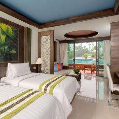 Отель Naina Resort & Spa 4* Номер Делюкс с двуспальной кроватью