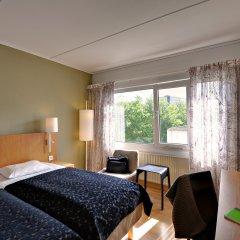 Отель Scandic Aarhus Vest 3* Стандартный номер с разными типами кроватей