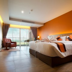 Отель Balihai Bay Pattaya 3* Номер Делюкс с различными типами кроватей