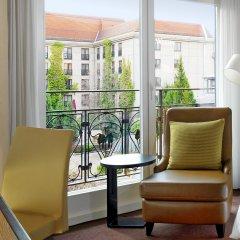 Отель The Westin Grand, Berlin вид из номера