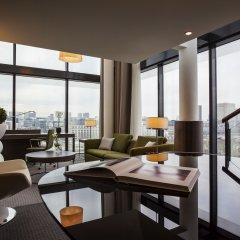 Отель Pullman Paris Centre-Bercy 4* Президентский люкс двуспальная кровать