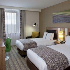 Отель Holiday Inn Stevenage 4* Стандартный номер с различными типами кроватей