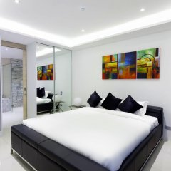 Отель The View Phuket Вилла с разными типами кроватей