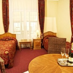 Hotel Monte-Kristo 4* Стандартный номер с различными типами кроватей