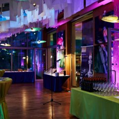 Отель Holiday Inn Congress Center Прага помещение для мероприятий