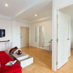 Отель Rang Hill Residence 4* Номер Делюкс с разными типами кроватей фото 4