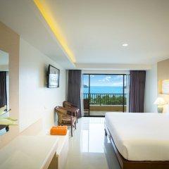 Отель Chanalai Garden Resort, Kata Beach 4* Представительский номер с различными типами кроватей фото 3