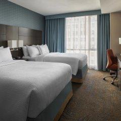 Отель Courtyard by Marriott New York Manhattan/Chelsea 3* Стандартный номер с 2 отдельными кроватями фото 2