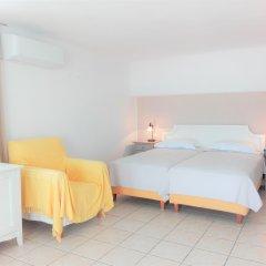 Deliades Hotel 4* Номер категории Эконом с различными типами кроватей